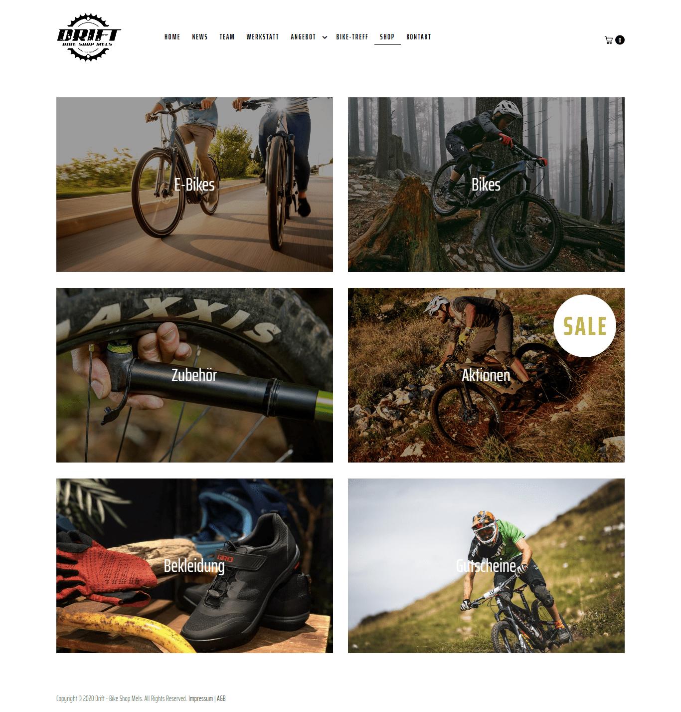 Portfolio - Drift Bike